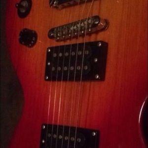 kansas les paul electric guitar